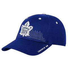 Toronto Maple Leafs Youth 2018 Draft Structured Flex Hat