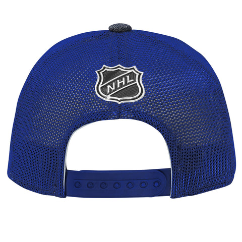 Maple Leafs Youth Second Season Structured Hat