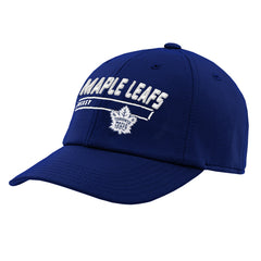 Maple Leafs Youth Rinkside Alpha Structured Hat