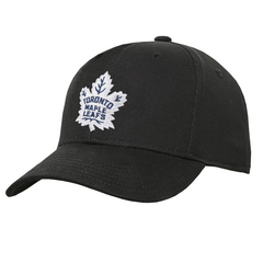 Maple Leafs Child Primary Precurved Snapback Hat