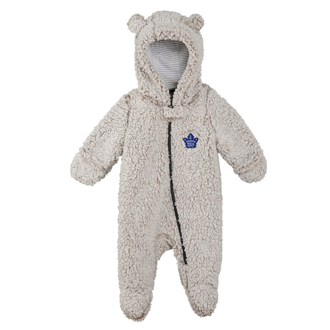 Maple Leafs NHL Infant Teddy Romper