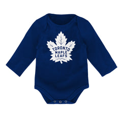 Maple Leafs Infant Long Sleeve Set
