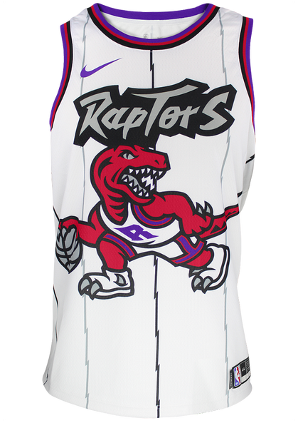 Raptors Nike Men's Swingman HWC Jersey