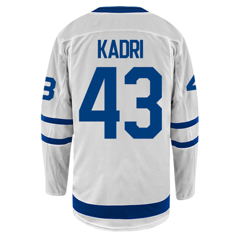 Toronto Maple Leafs Breakaway Mens KADRI Away Jersey