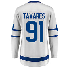 Maple Leafs Breakaway Ladies Away Jersey - TAVARES