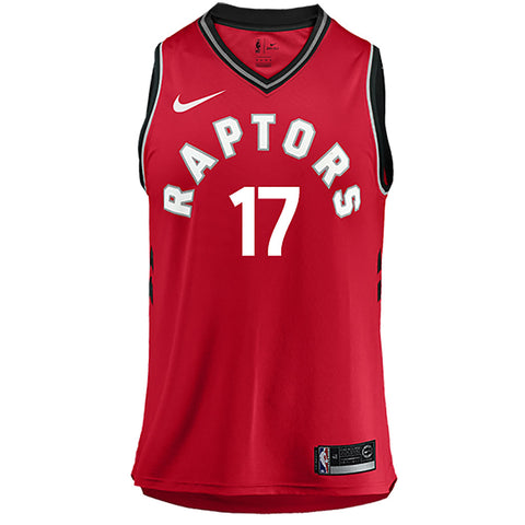 Toronto Raptors Ladies Swingman Icon Valanciunas Jersey