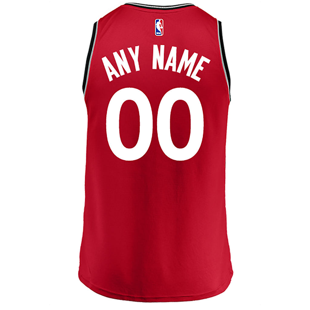Toronto Raptors Ladies Swingman Icon Jersey - CUSTOM