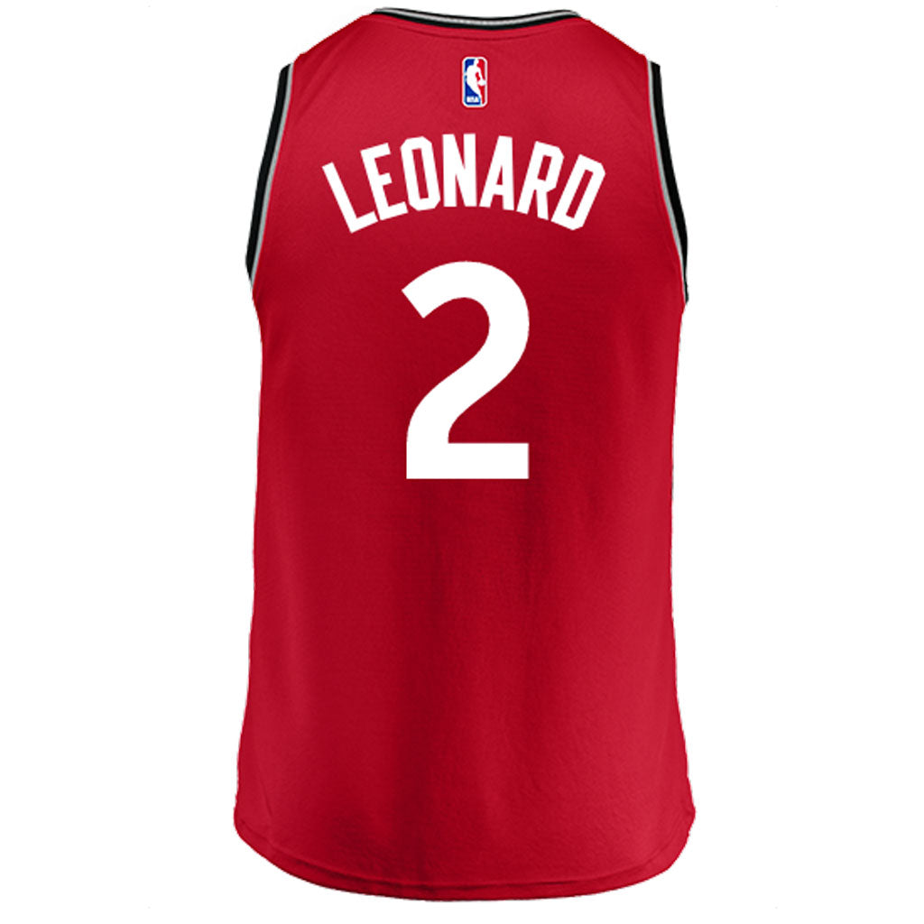 Toronto Raptors Ladies Swingman Icon Leonard Jersey