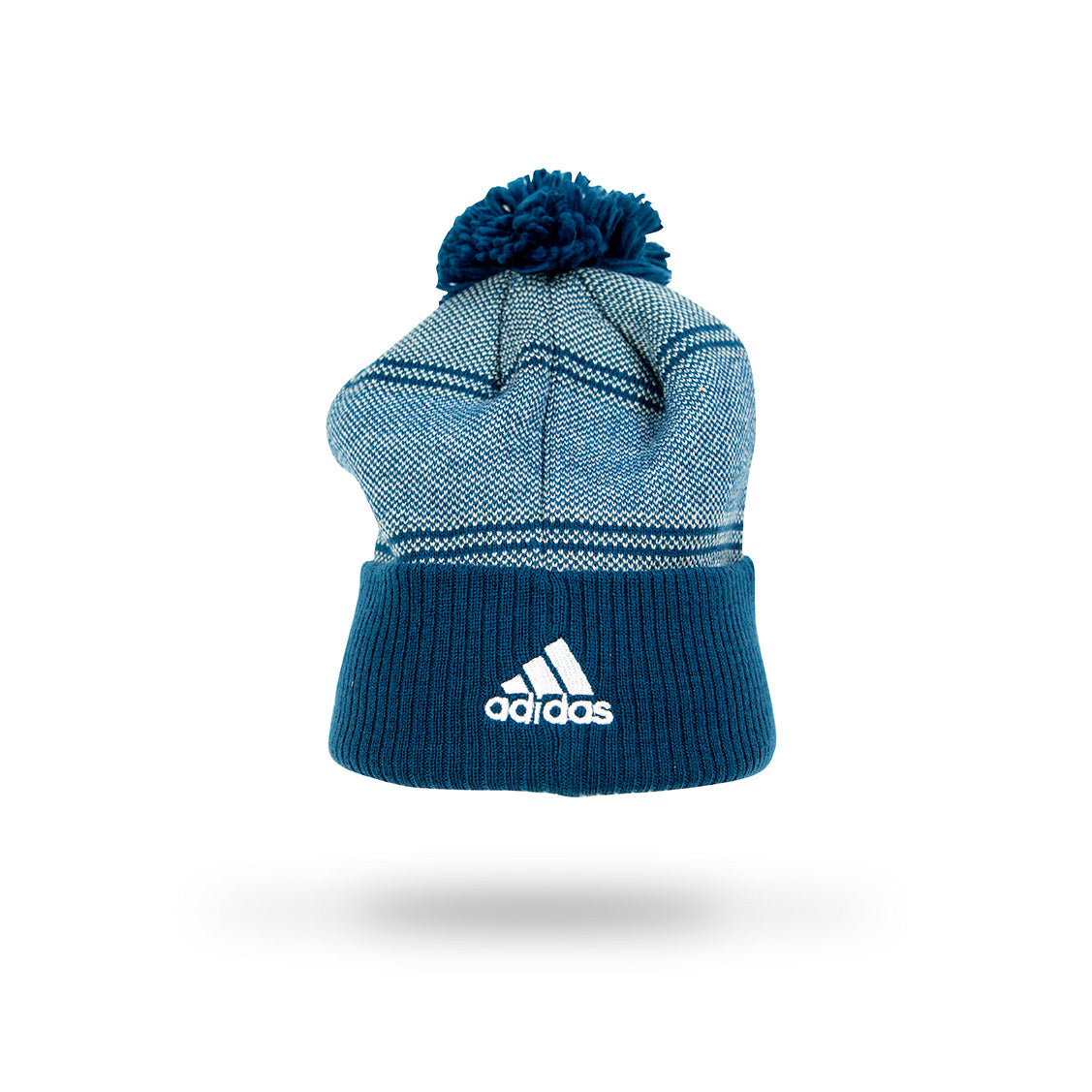 Maple Leafs Men's Cuffed Pom Toque