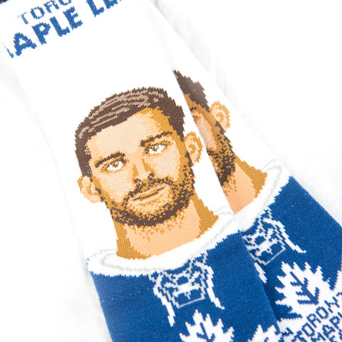Toronto Maple Leafs Tavares Socks