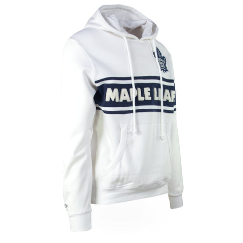 Maple Leafs Mitchell & Ness Men's Heritage Script Hoody