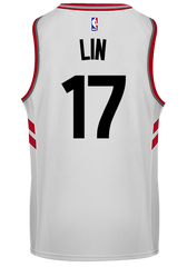 Raptors Adult Swingman Association Jersey - LIN