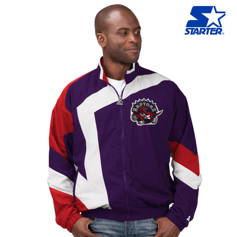 Raptors Starter Men's HWC 'The Star' Jacket