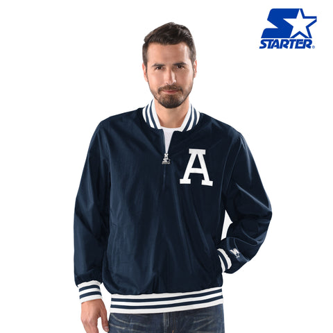Argos Starter Men's Home Game 1/2 Zip Sweater