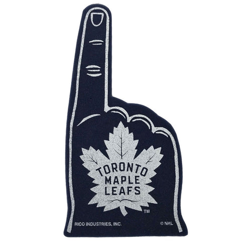 Toronto Maple Leafs #1 Fan Foam Finger