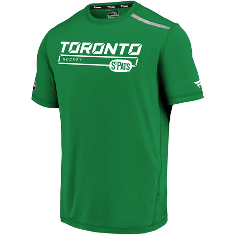 Maple Leafs Fanatics St. Pats Men's Clutch Tee