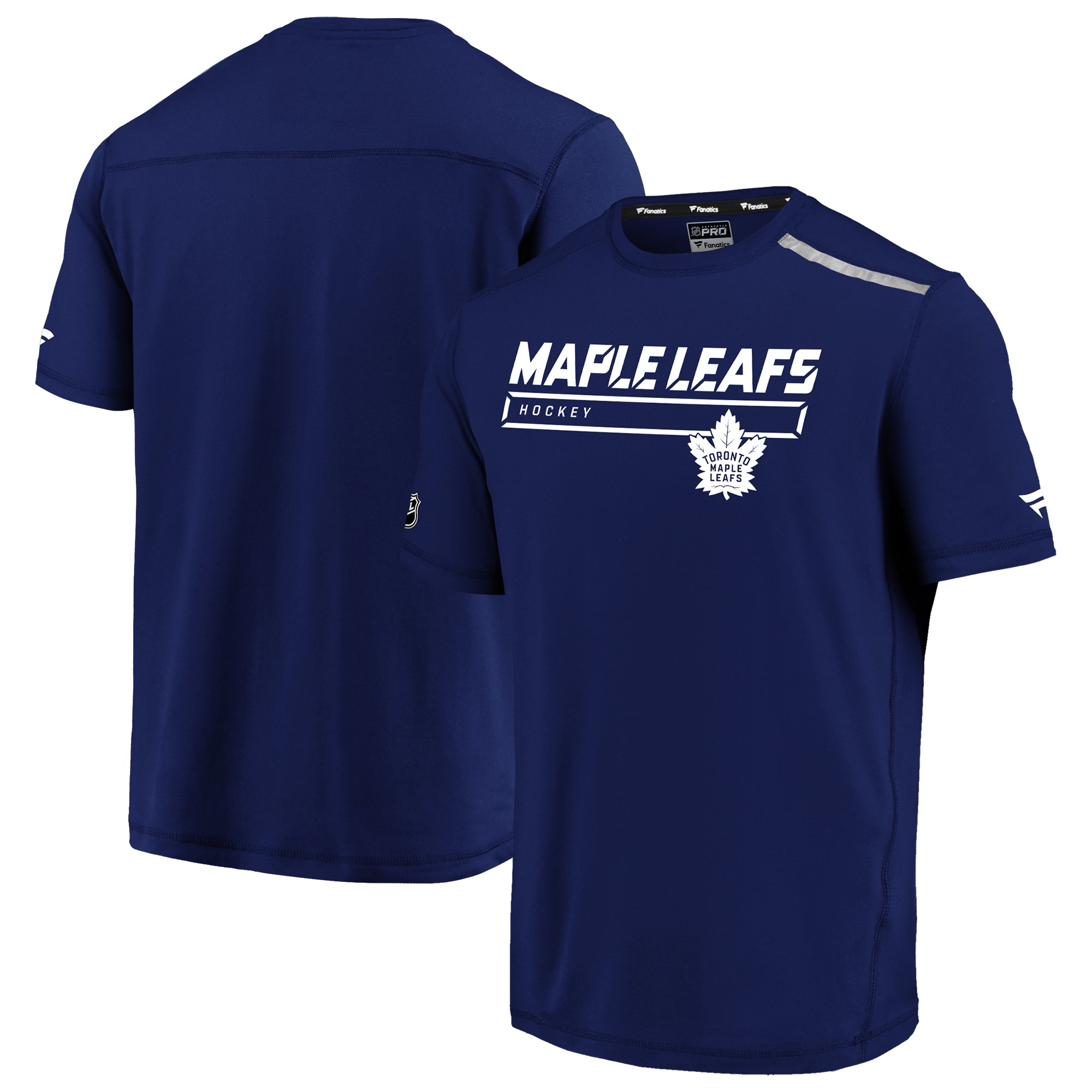 Maple Leafs Fanatics Men's Authentic Clutch Tee
