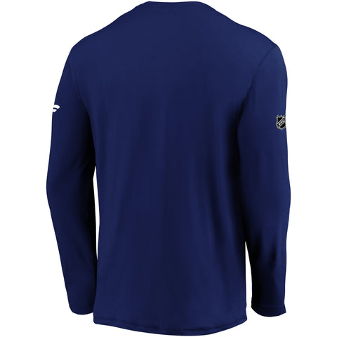 Maple Leafs Men's Authentic Clutch Long Sleeve