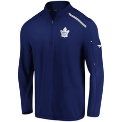 Maple Leafs Fanatics Men's Authentic Pro Clutch 1/4 Zip