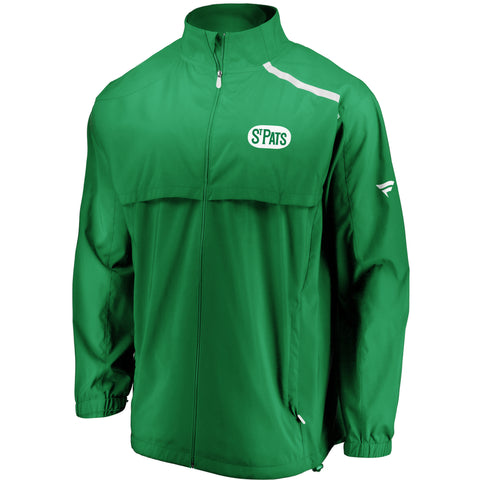 Maple Leafs Fanatics St. Pats Men's Full Zip Jacket