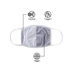 Raptors Youth Cloth Face Covering 3-Pack **PRE ORDER**