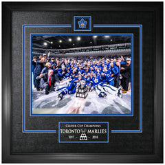 Marlies Calder Cup Champions 16x20 Photo Framed