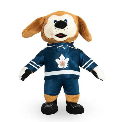 "Toronto Marlies Duke 13"" Mascot Plush"