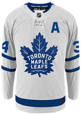 Maple Leafs Adidas Authentic Men's Away Jersey - MATTHEWS