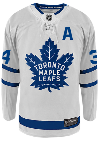 Maple Leafs Youth Away Jersey - MATTHEWS