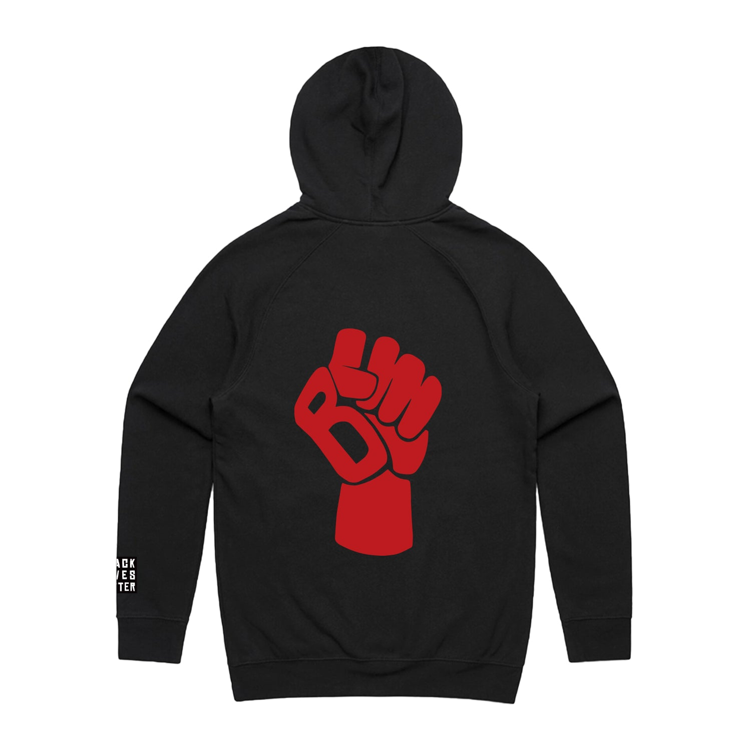 Raptors Peace Collective I Am Human Hoody
