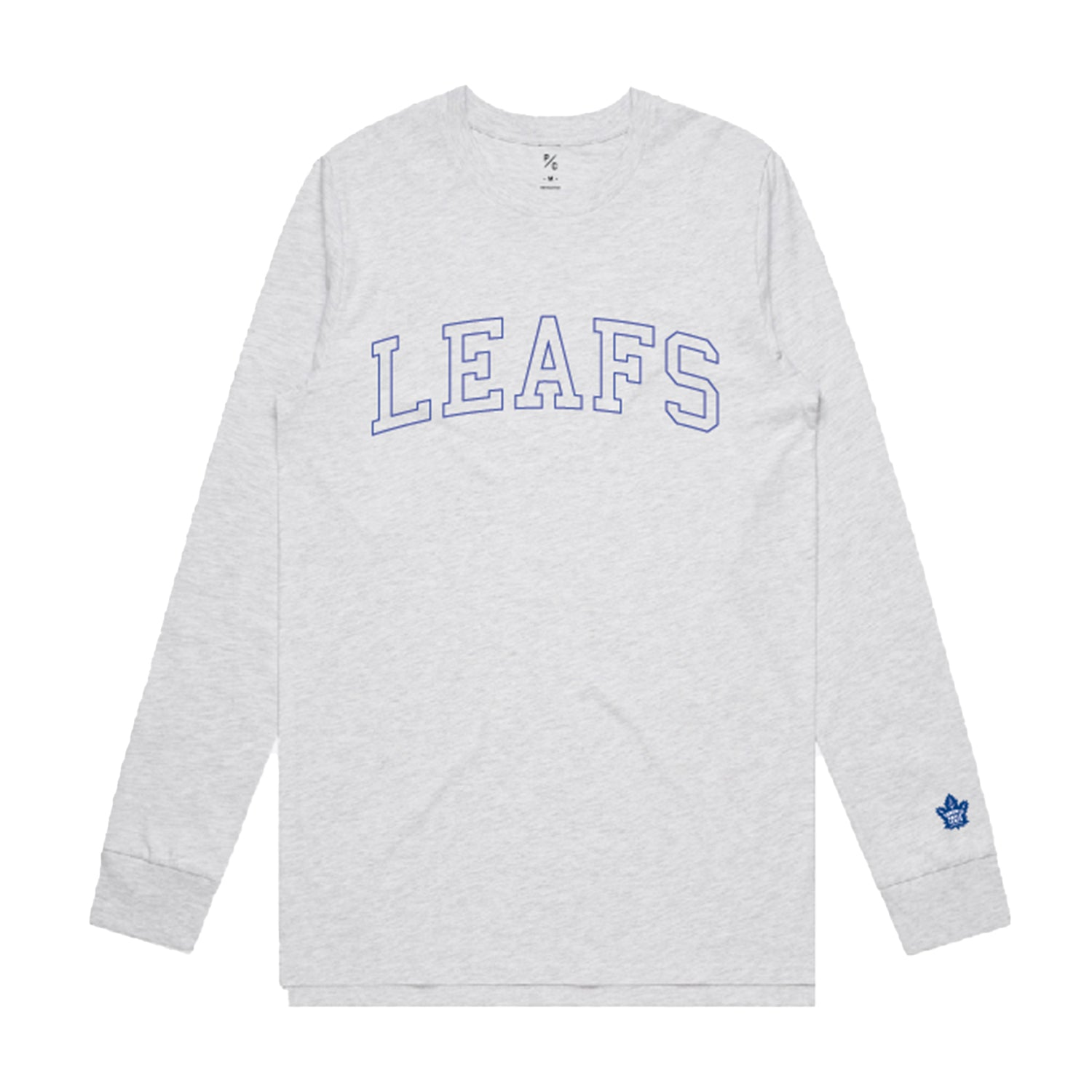 Maple Leafs Peace Collective Men's Leafs Outlined Long Sleeve
