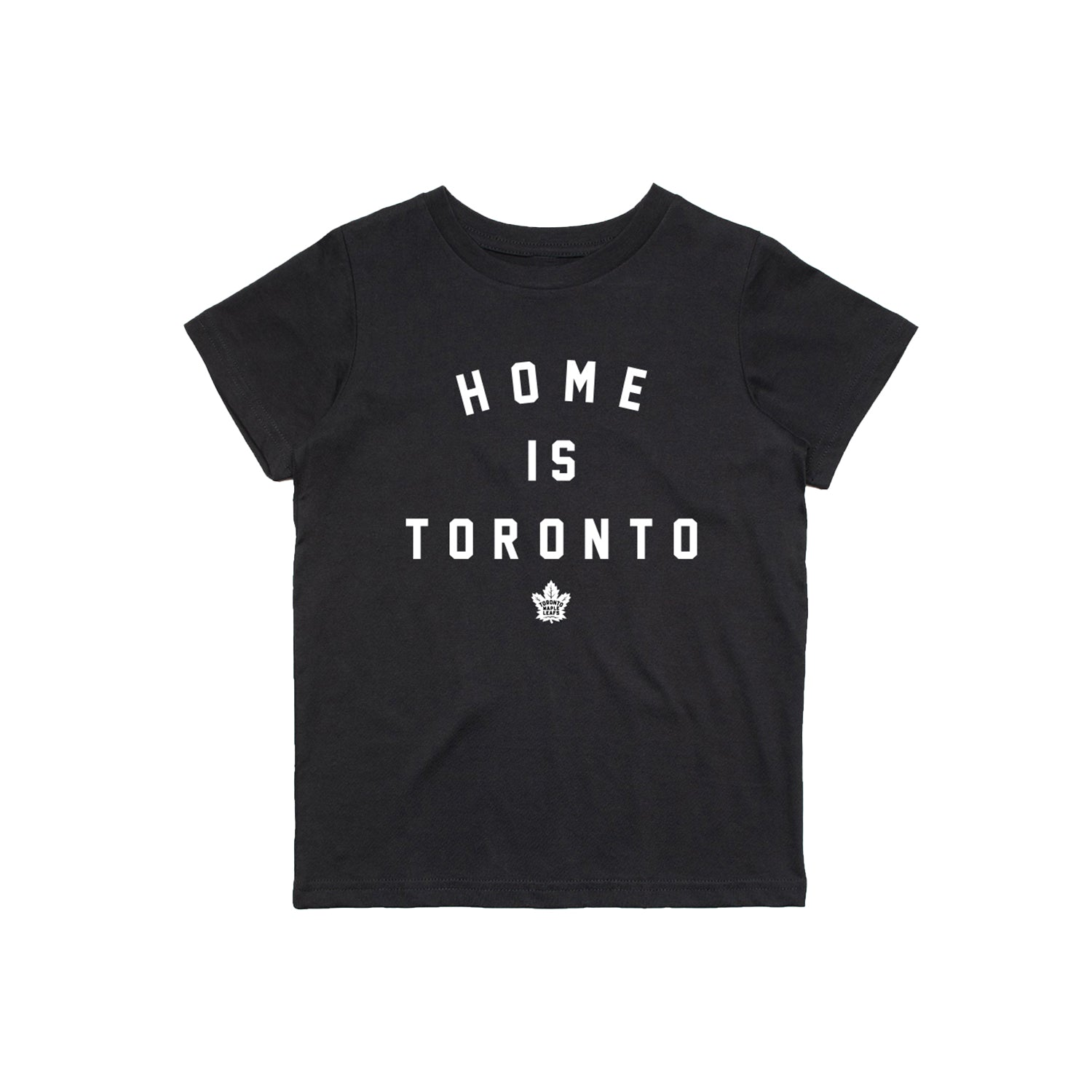 Maple Leafs Peace Collective Youth Home is Toronto Tee