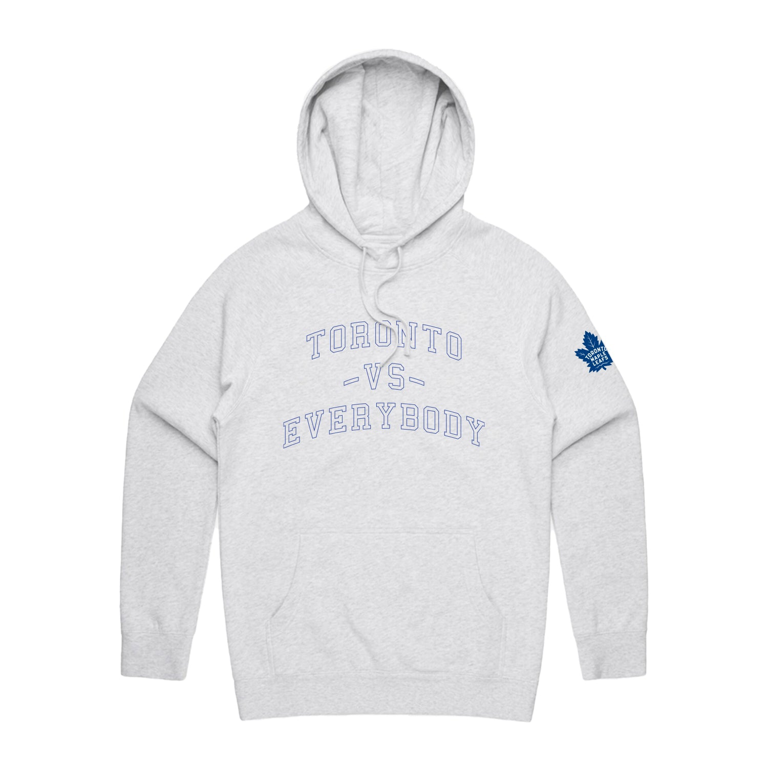 Maple Leafs Peace Collective Ladies Home is Toronto Hoody