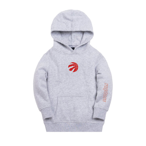Raptors Peace Collective Youth Outline Hoody