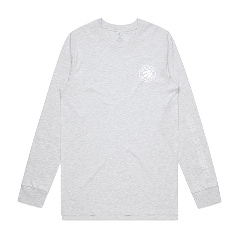 Raptors Peace Collective Men's Home Is Toronto Long Sleeve