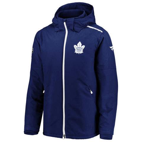 Maple Leafs Men's Authentic Pro Rinkside Parka Jacket
