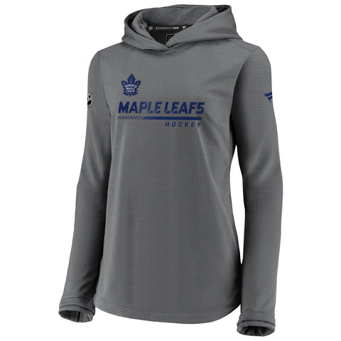 Maple Leafs Ladies Authentic Pro Hoody