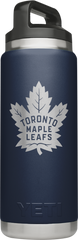 Maple Leafs Yeti Rambler 26oz Bottle - Navy