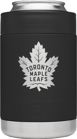 Maple Leafs Yeti Rambler Colster - Black
