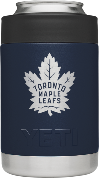 Maple Leafs Yeti Rambler Colster - Navy