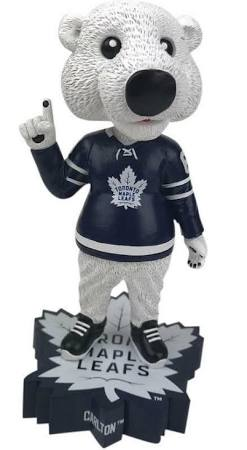 Maple Leafs Carlton Bobblehead