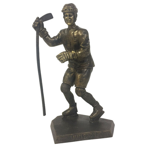 "Toronto Maple Leafs 10"" Sundin Legends Row Bronze Replica Figurine"
