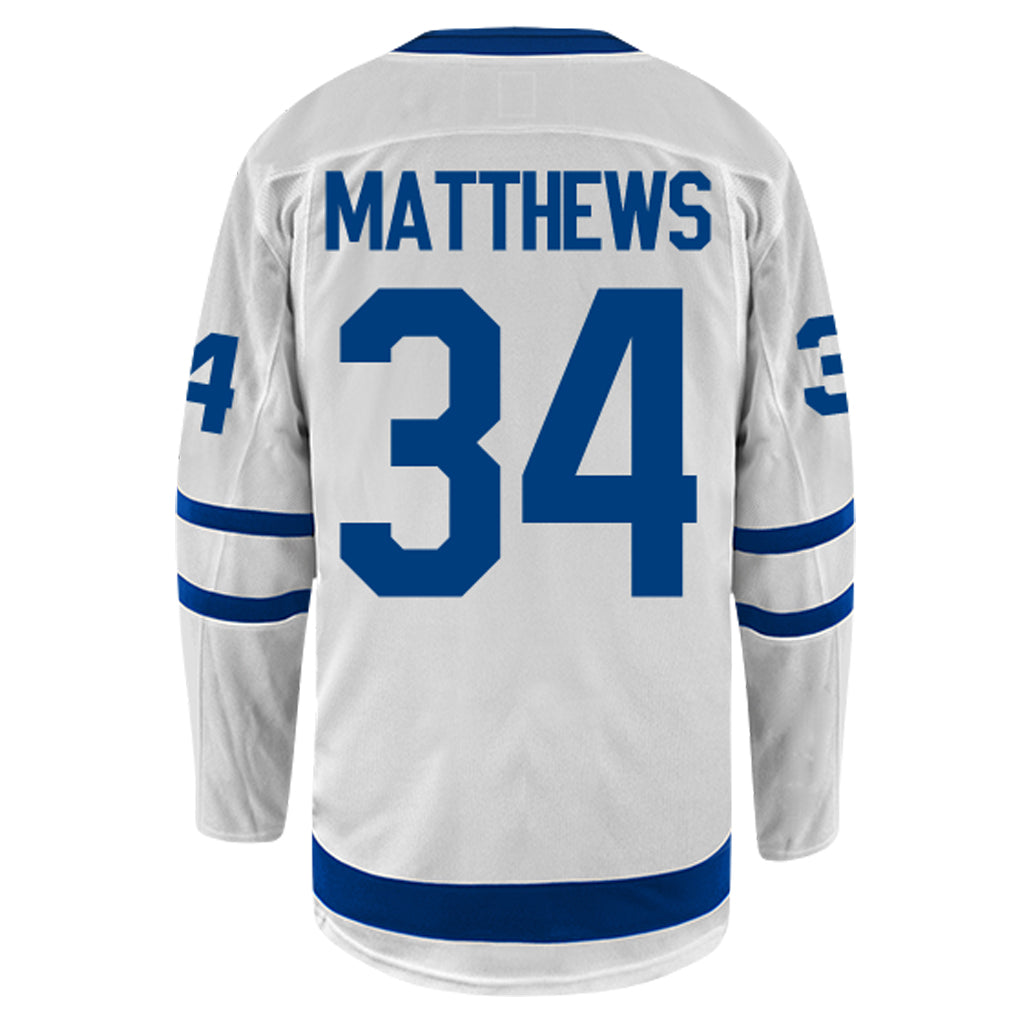 Toronto Maple Leafs Ladies Breakaway Away Jersey- Matthews