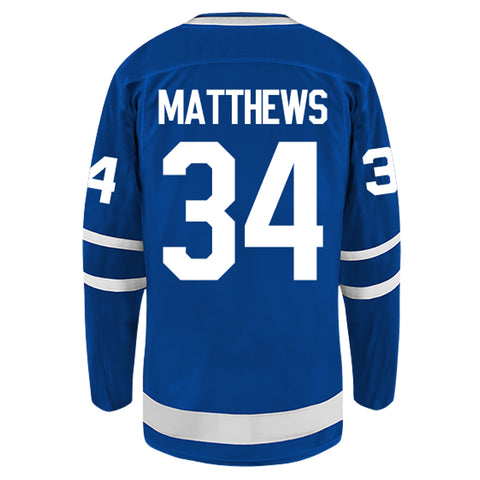 Toronto Maple Leafs Breakaway Ladies MATTHEWS Home Jersey