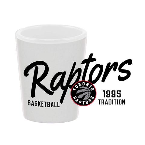 Toronto Raptors 1.5oz Shot Glass