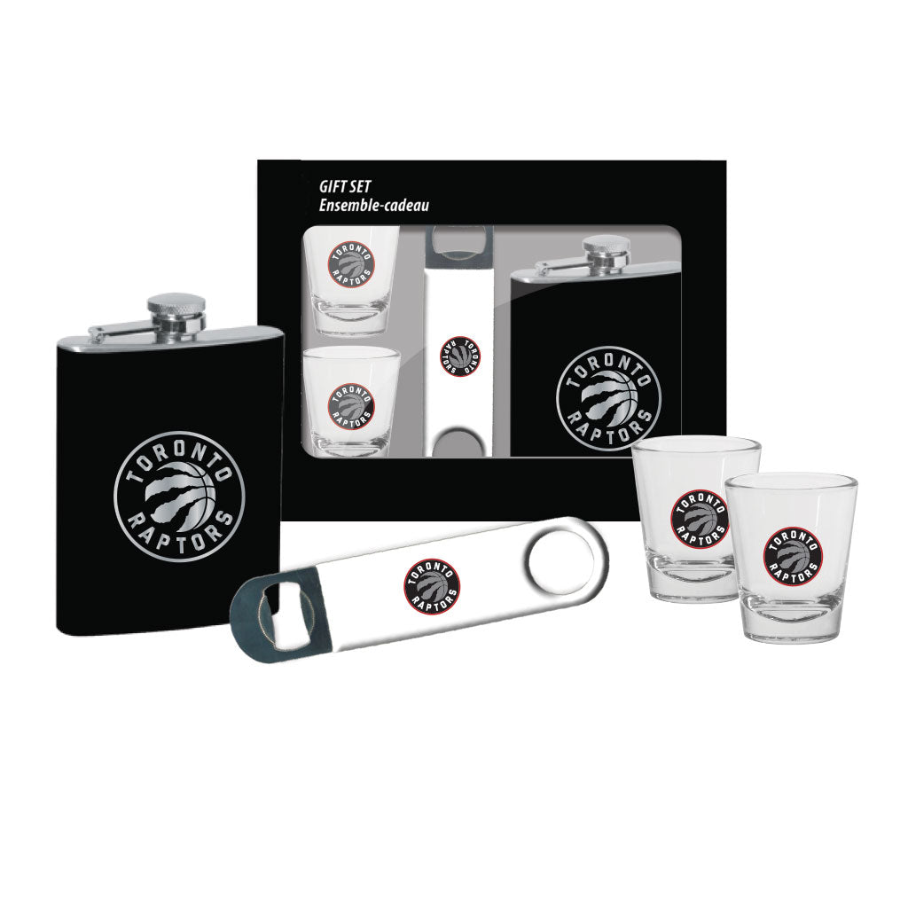 Toronto Raptors 5 Piece Drinkware Set