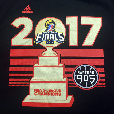 Toronto Raptors 905 D-League Adidas Men's Champions Tee