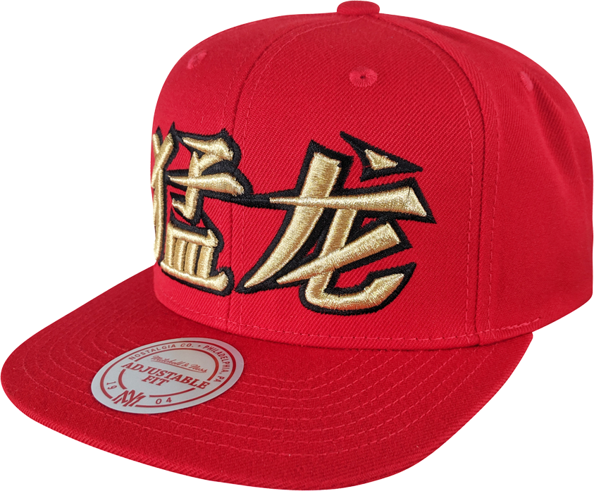 Raptors Mitchell & Ness Men's CNY Snapback