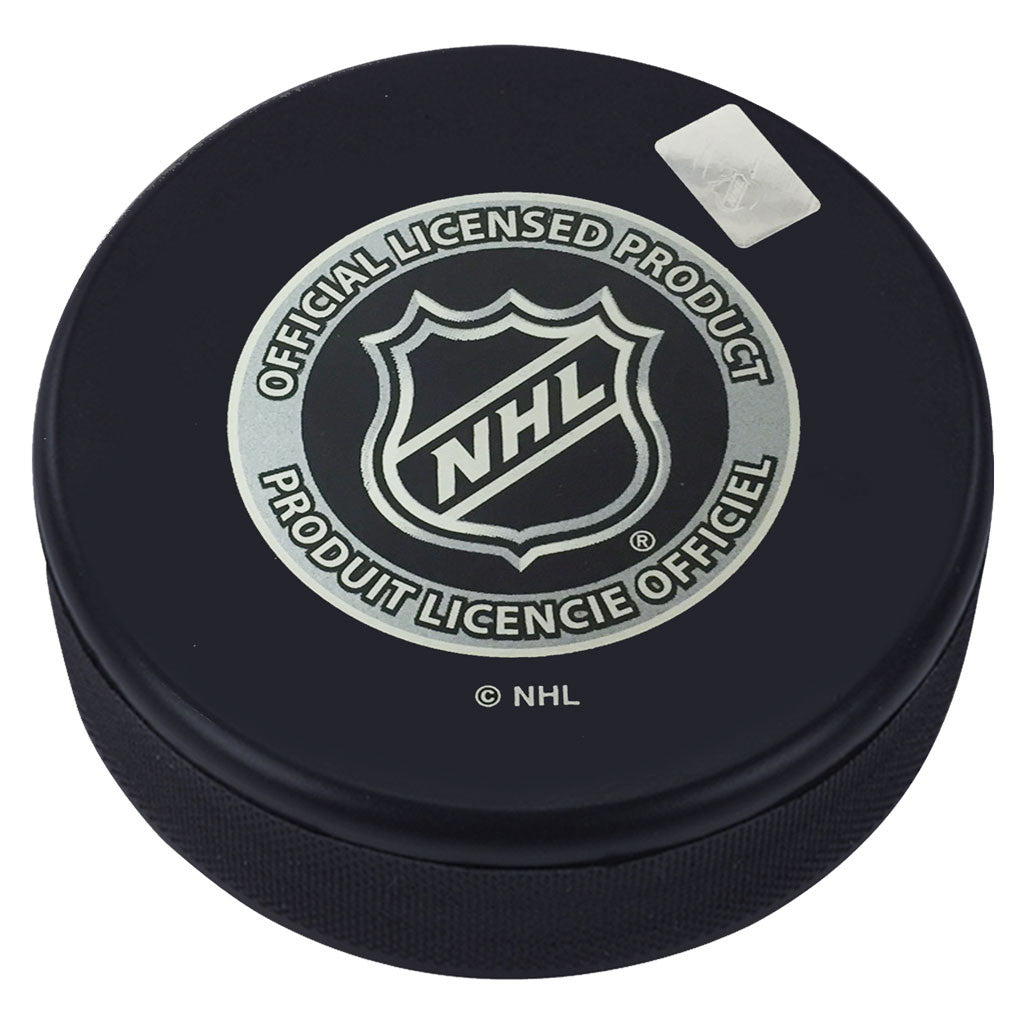 Toronto Maple Leafs New Logo Souvenir Puck - shop.realsports - 2