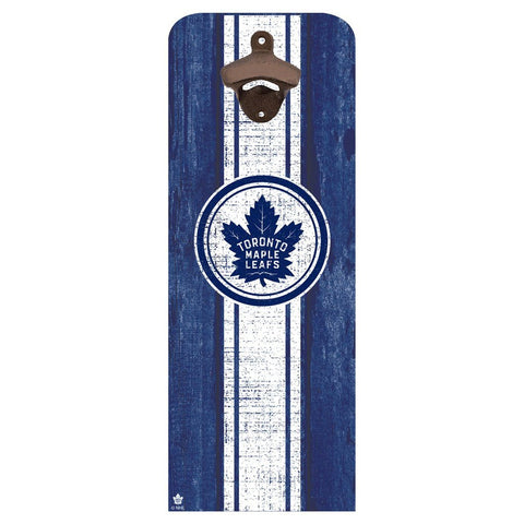 Toronto Maple Leafs Wall Mounted Opener
